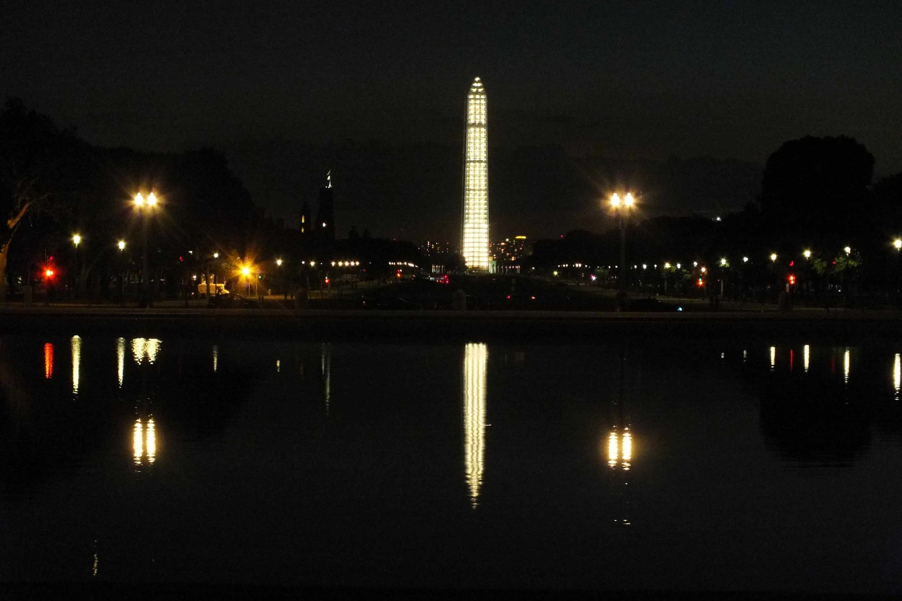 Washington bei Nacht