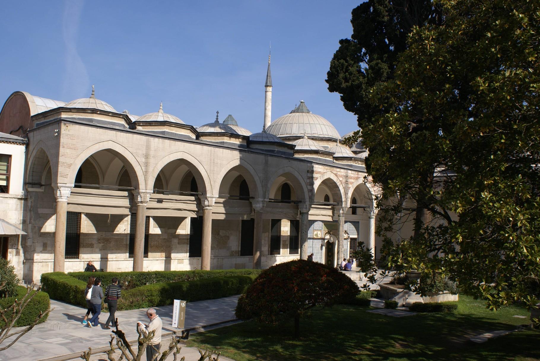Istanbul -Topkapi Palast