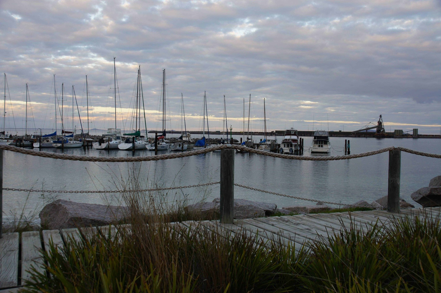 Hafen von Esperance, Westaustralien