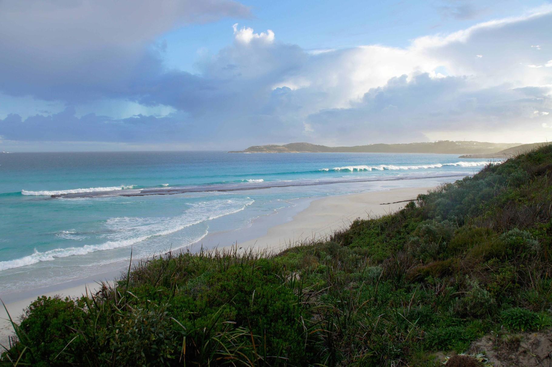 Küstenabschnitt Westaustralien