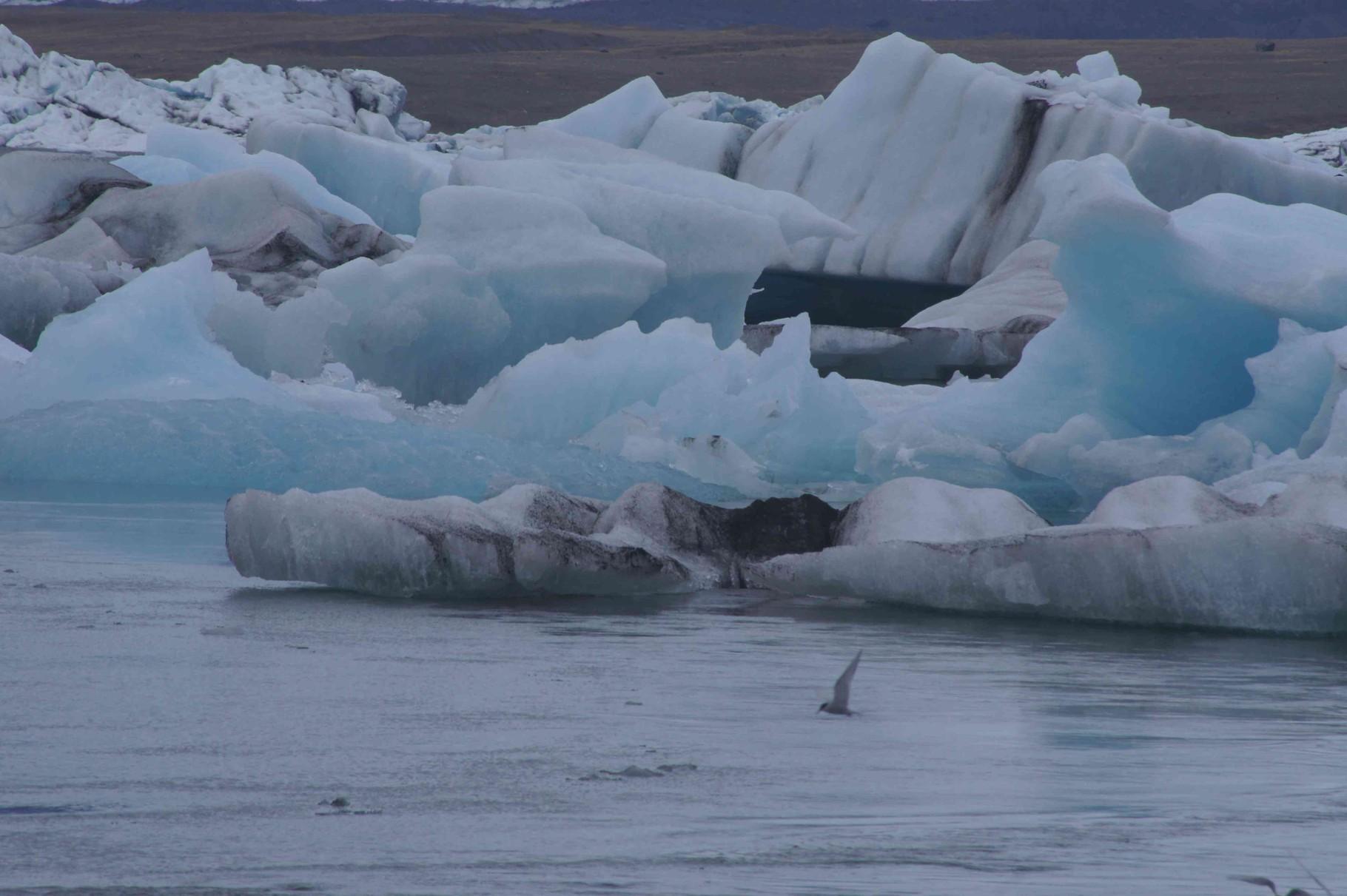 Gletschersee Jökulsarlón