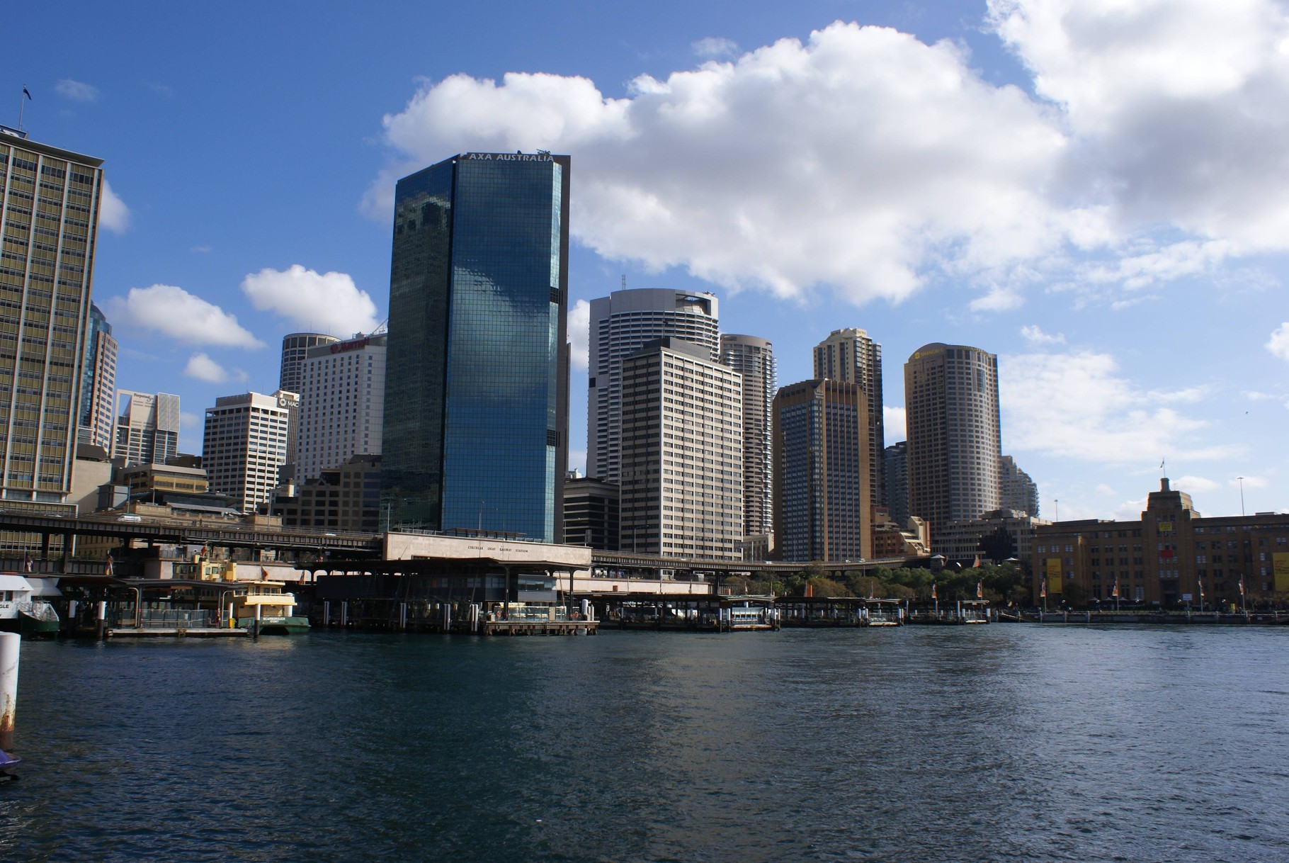 Skyline von Sydney, NSW
