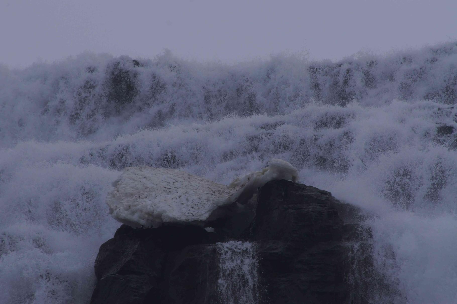 Dynjandifoss, Westfjörde - einer der schönsten Wasserfälle!