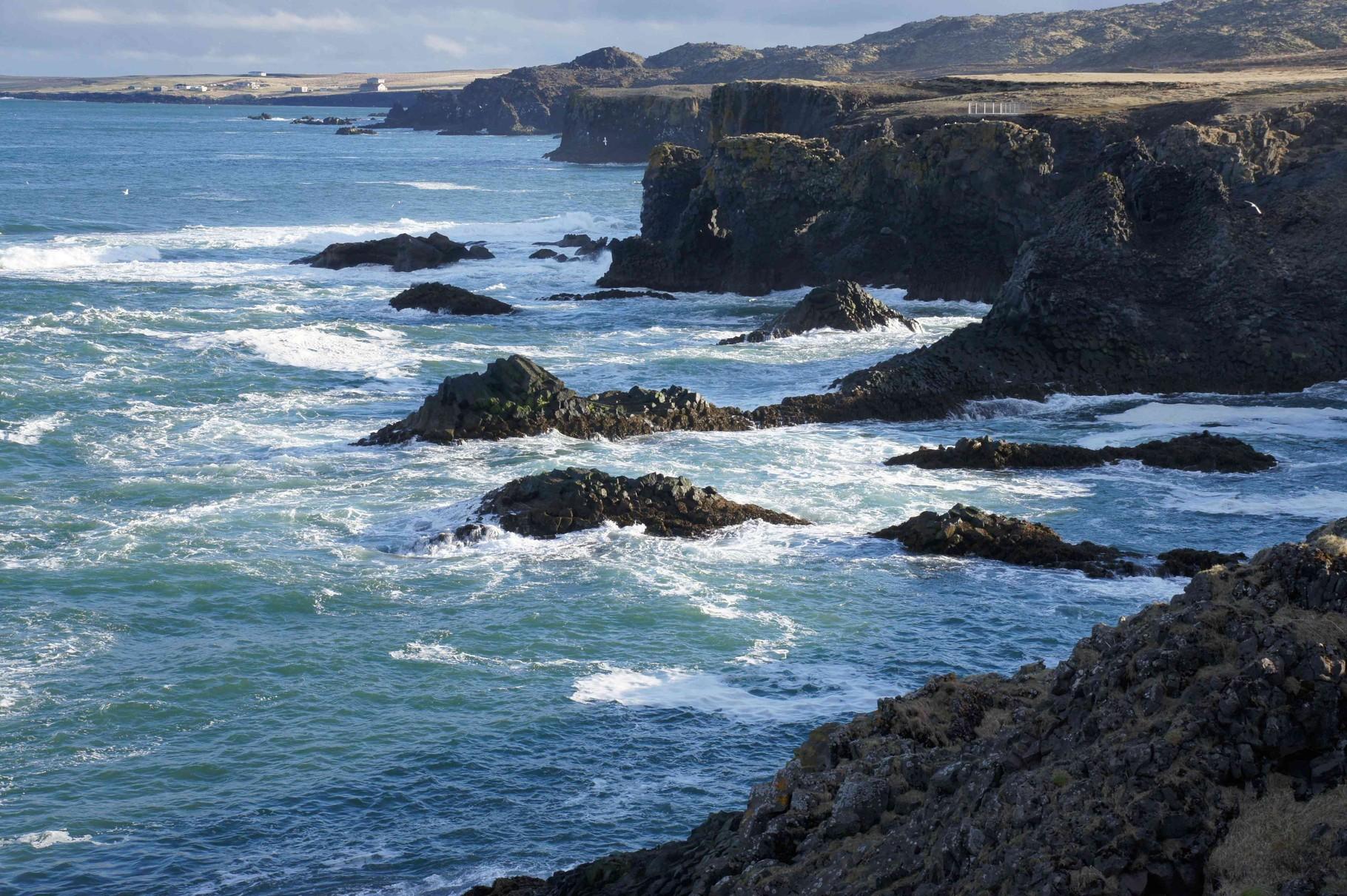 Küste Snaefellsness-Halbinsel II