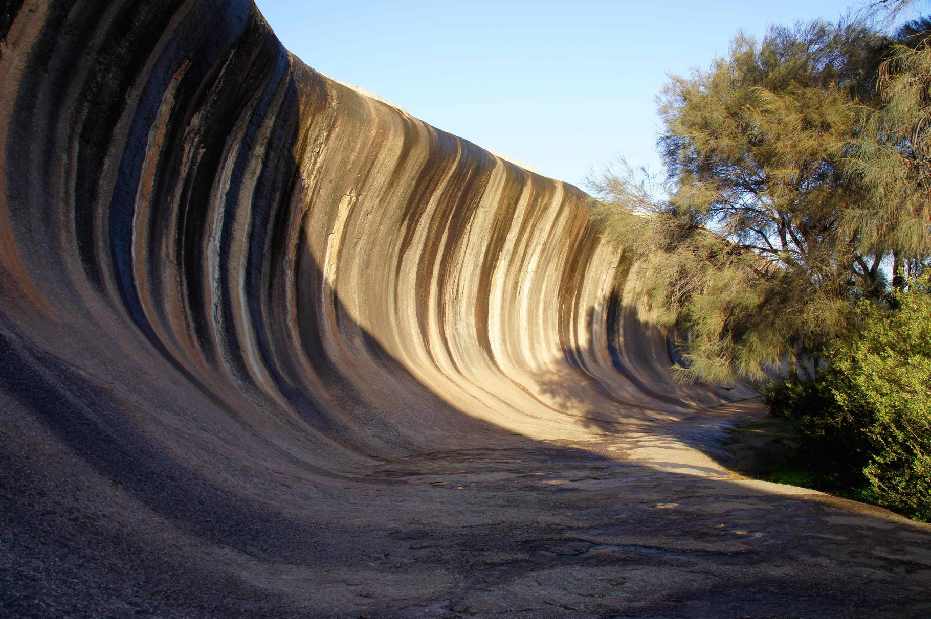 Wave Rock, Westaustralien