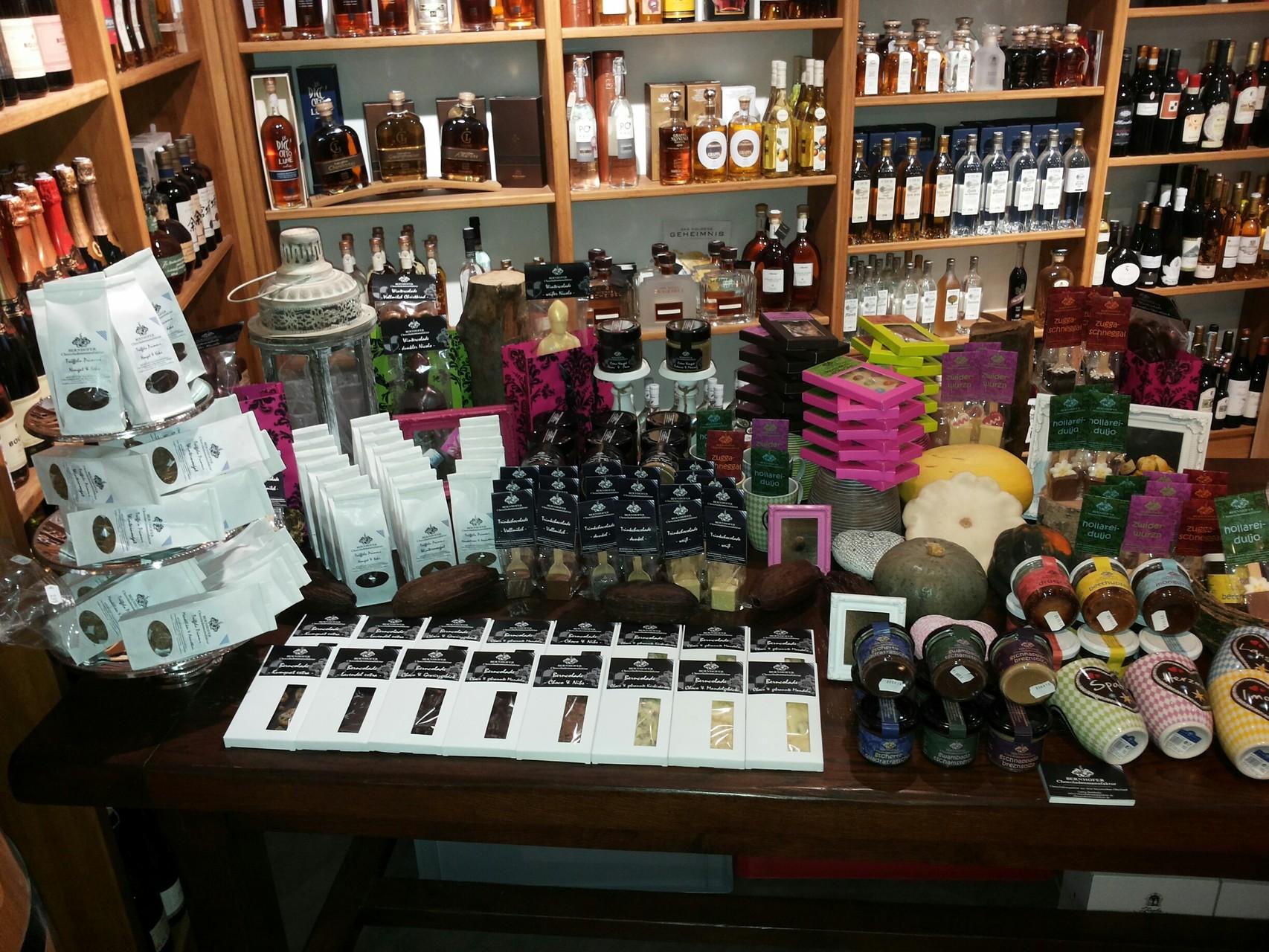 Hausmesse Instinsky Weinladen in Weilheim - Oktober 15
