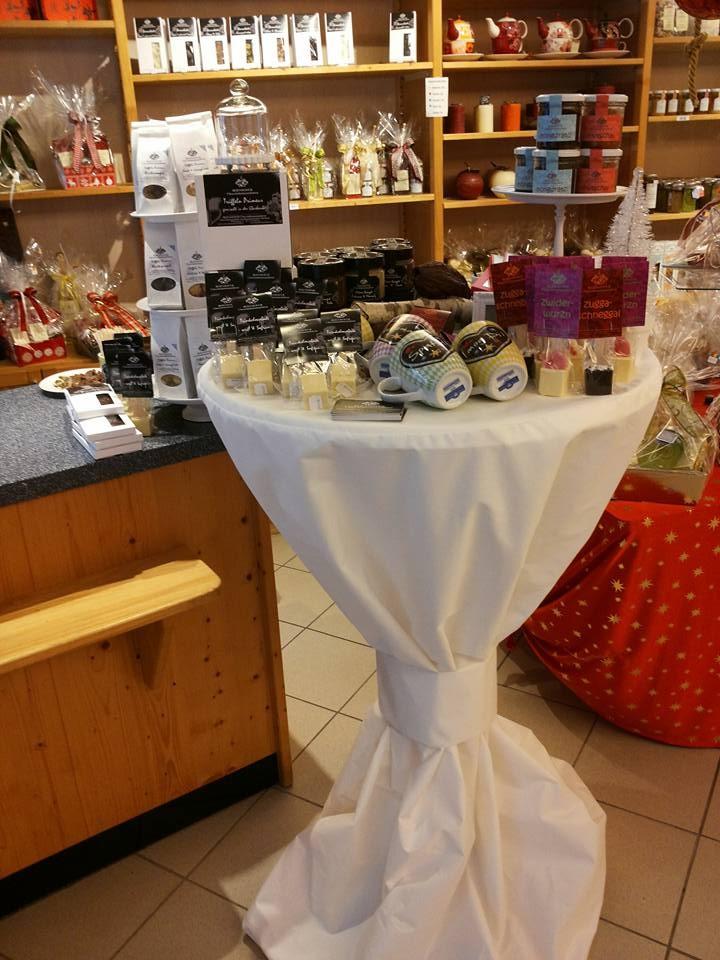 Zu Gast im Teeladen Ettling in Weilheim - November 15