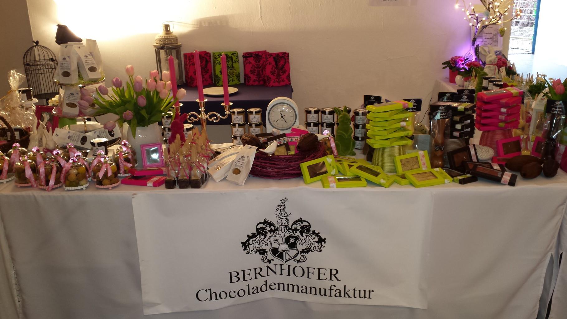 Markt der Sinne  Ostern Praterinsel München - April 15