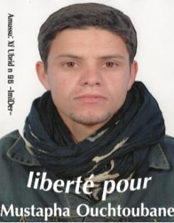 Mustafa Ouchtoban, condamné à 4 ans de prison ferme