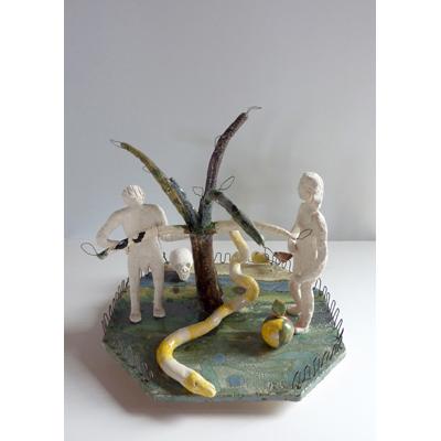 Rosemarie Stuffer Plastische Arbeiten