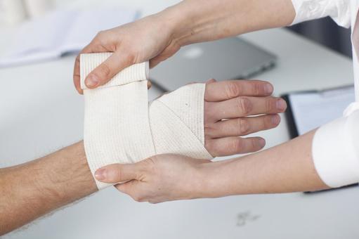 産後の腱鞘炎・手首の痛み