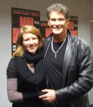 The Hoff & JBK