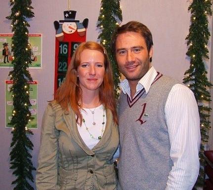 JBK & Weihnachtsbesuch von Sasha 2007 @ radio NRW