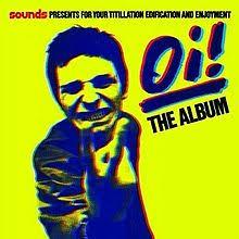 De eerste Oi!-compilatie van Garry Bushell