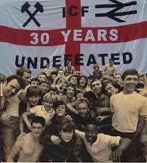 De ICF, in de jaren tachtig een van de hardste firms van Engeland