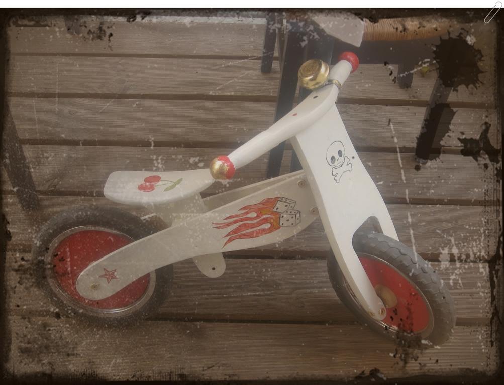 für kleine Biker