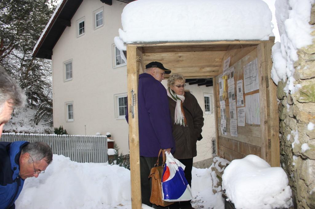 Projektgruppe aus Tschechien 30.1.2010