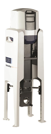 A Cryofree® optical cryostat for spectroscopy sample-in-vacuum