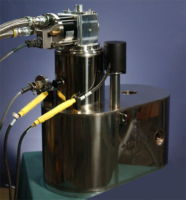 Cryogen-Free Transverse Field Magnet System with G-M Cryocooler