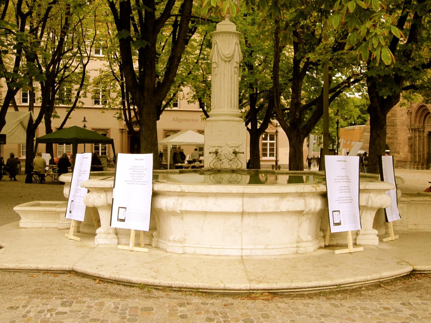 Münsterplatz-Eindrücke