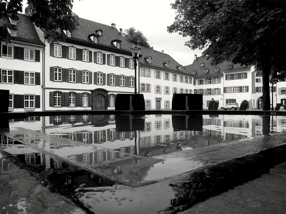 Der schöne Münsterplatz