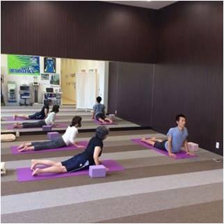 湘南ベルマーレ平塚コンディショニングセンター トレーニングルームの画像