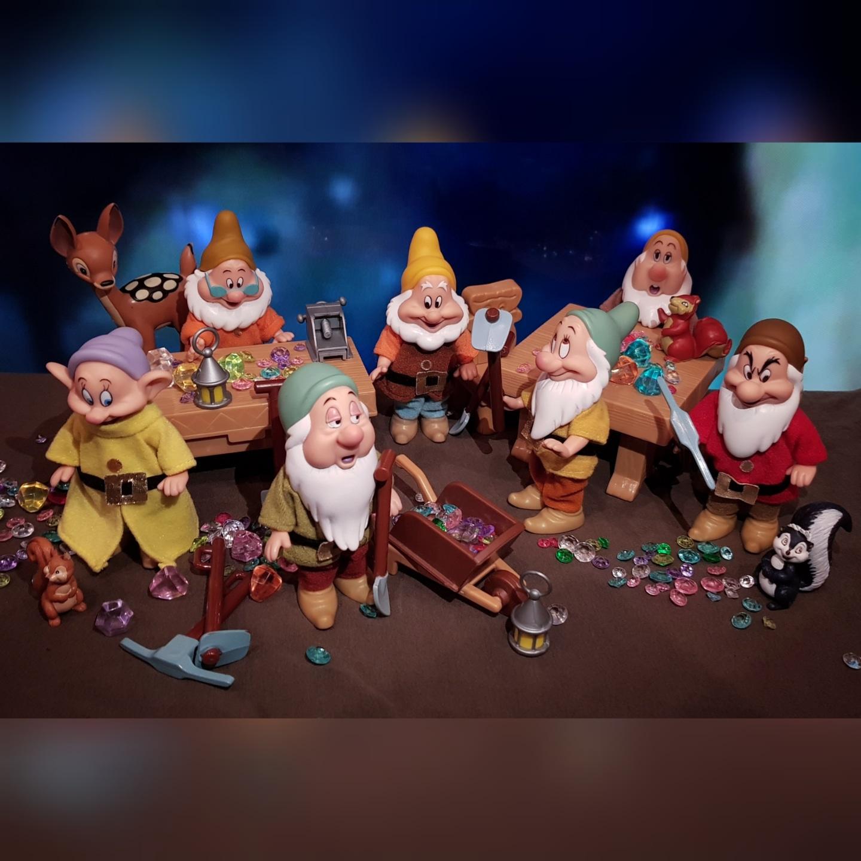 Hexe Bullyland Disney Figur *Schneewittchen und die sieben Zwerge* Prinz NEU