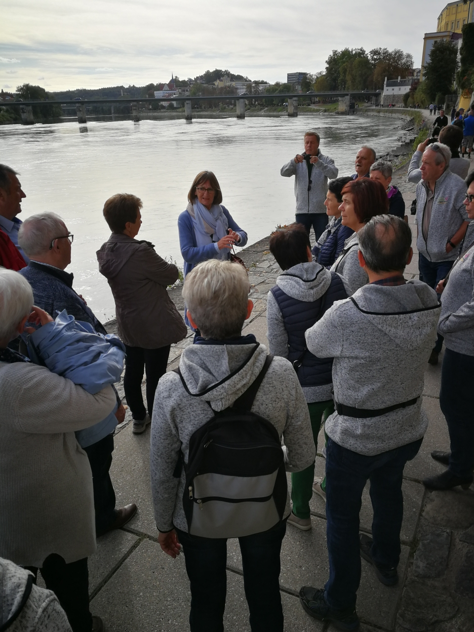 Führung durch Passau