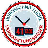 Durchschnittliche Vermarktungsdauer Immobilienmakler Berlin-Buch