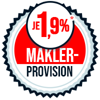 Maklerprovision Immobilienmakler Pankow 1,9% Provision