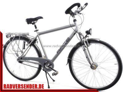 Touren-Rad vorher