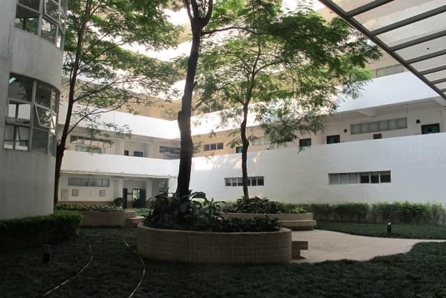 Upper Elementary Courtyard