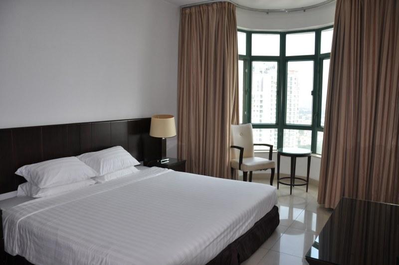 Noble Court - Bedroom