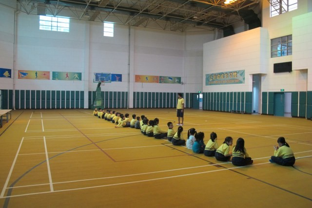 Lower Elementary Gymnasium
