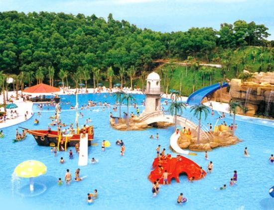Resort Center Water Park