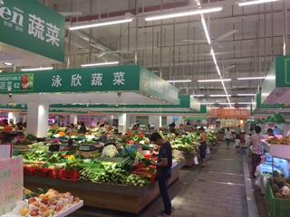 Wet Market - Vegetables