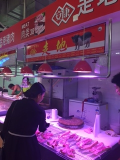 Wet Market - Imported Meat