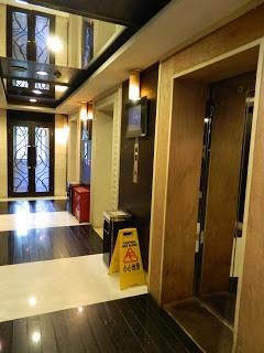 Elevators  at Noble Court