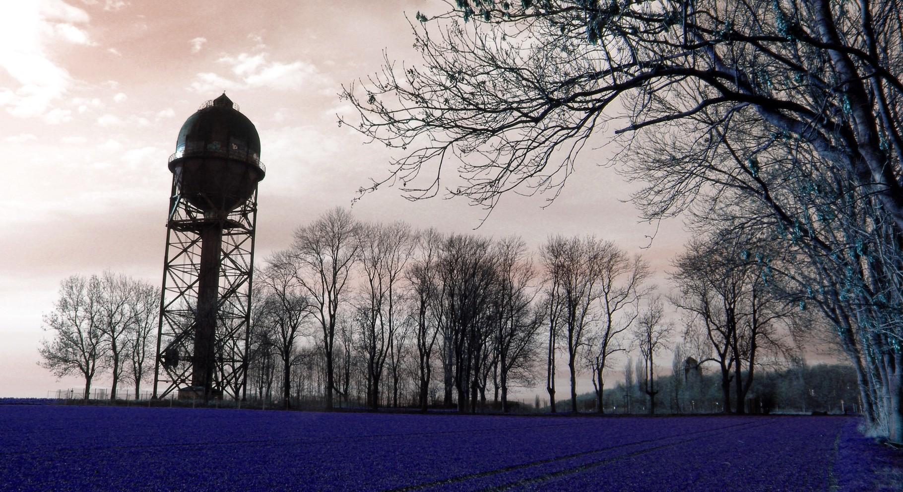 Wasserturm Dortmund, 2014