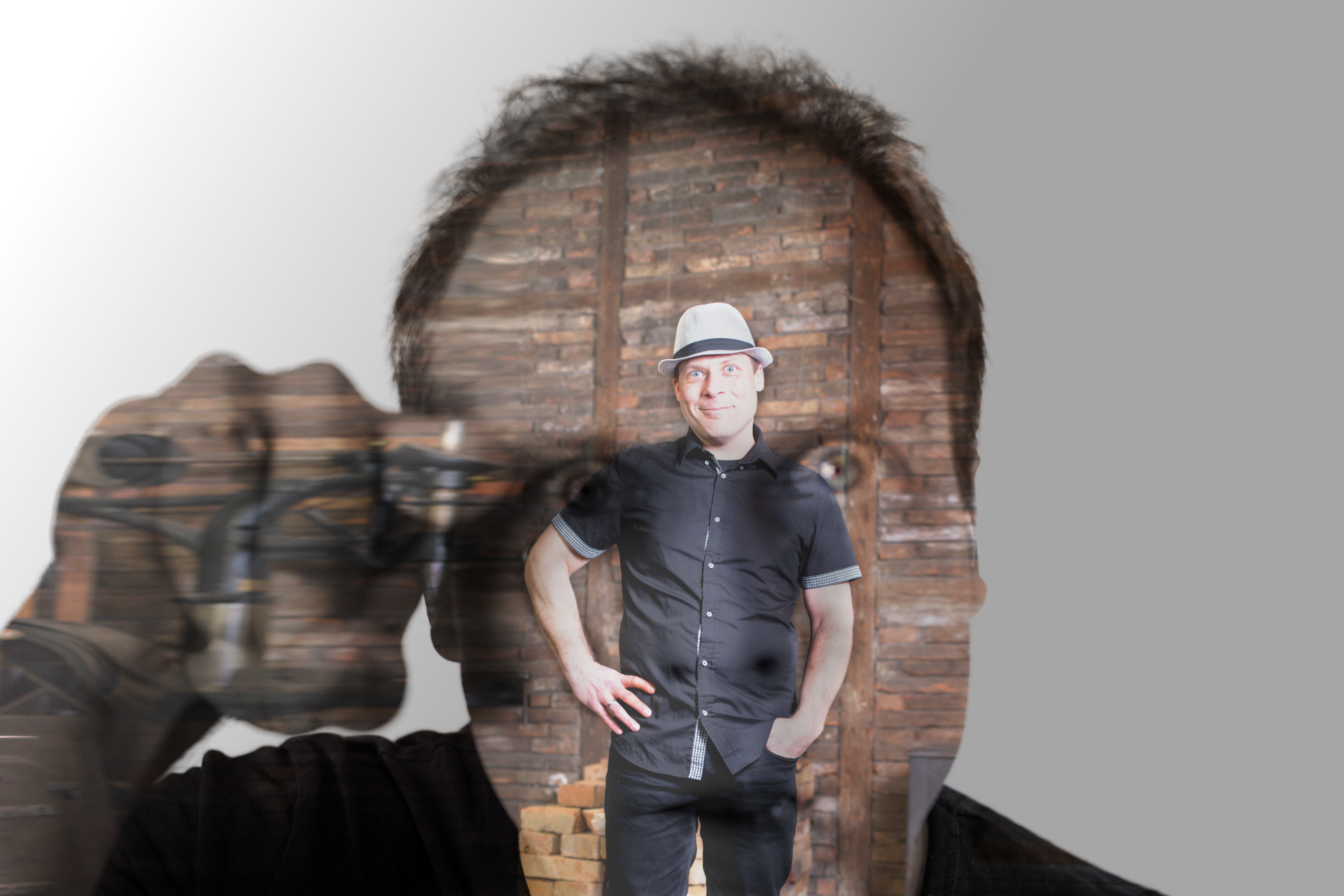 Stefan Huttinger - Drums