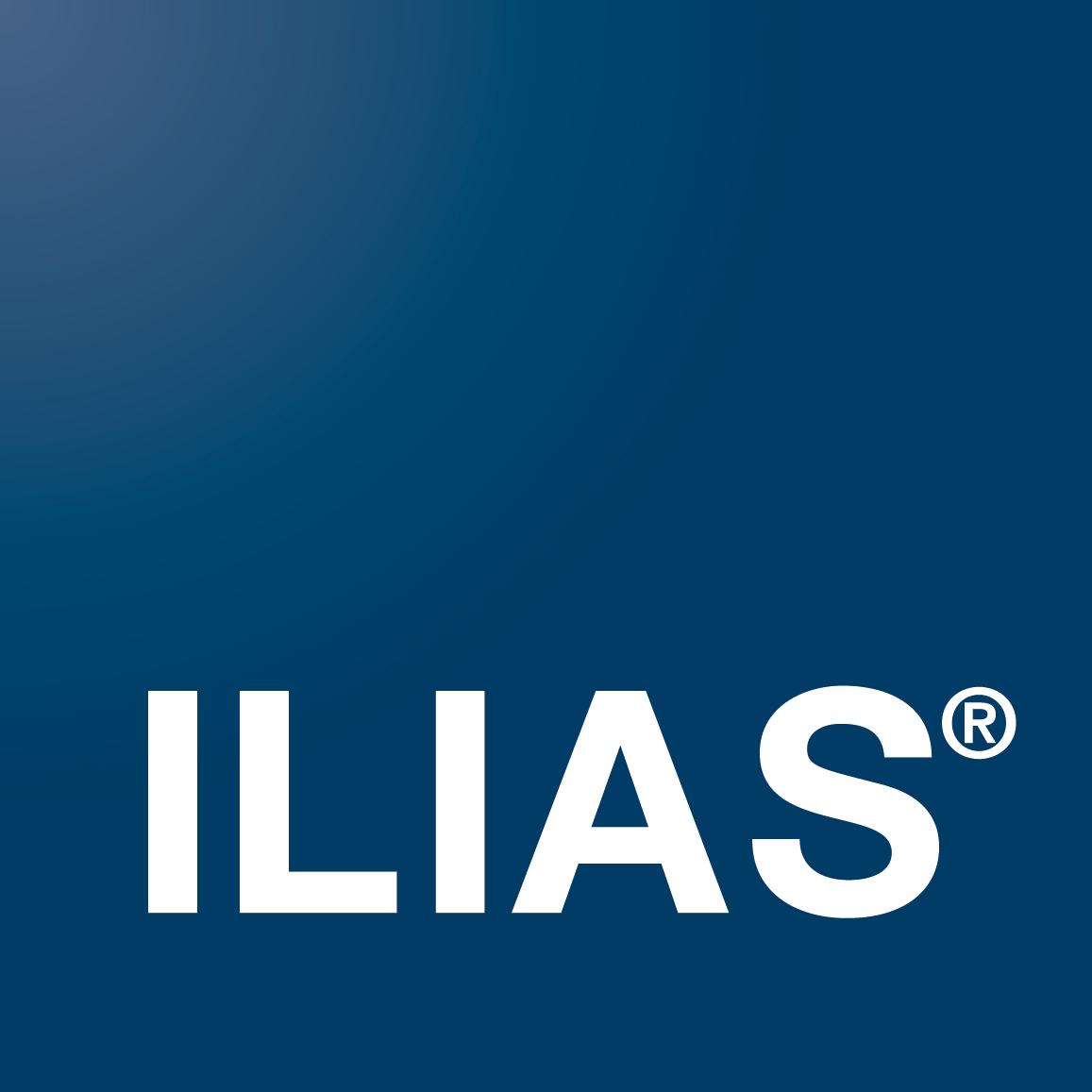 Logo ILIAS open source E-learning e.V.