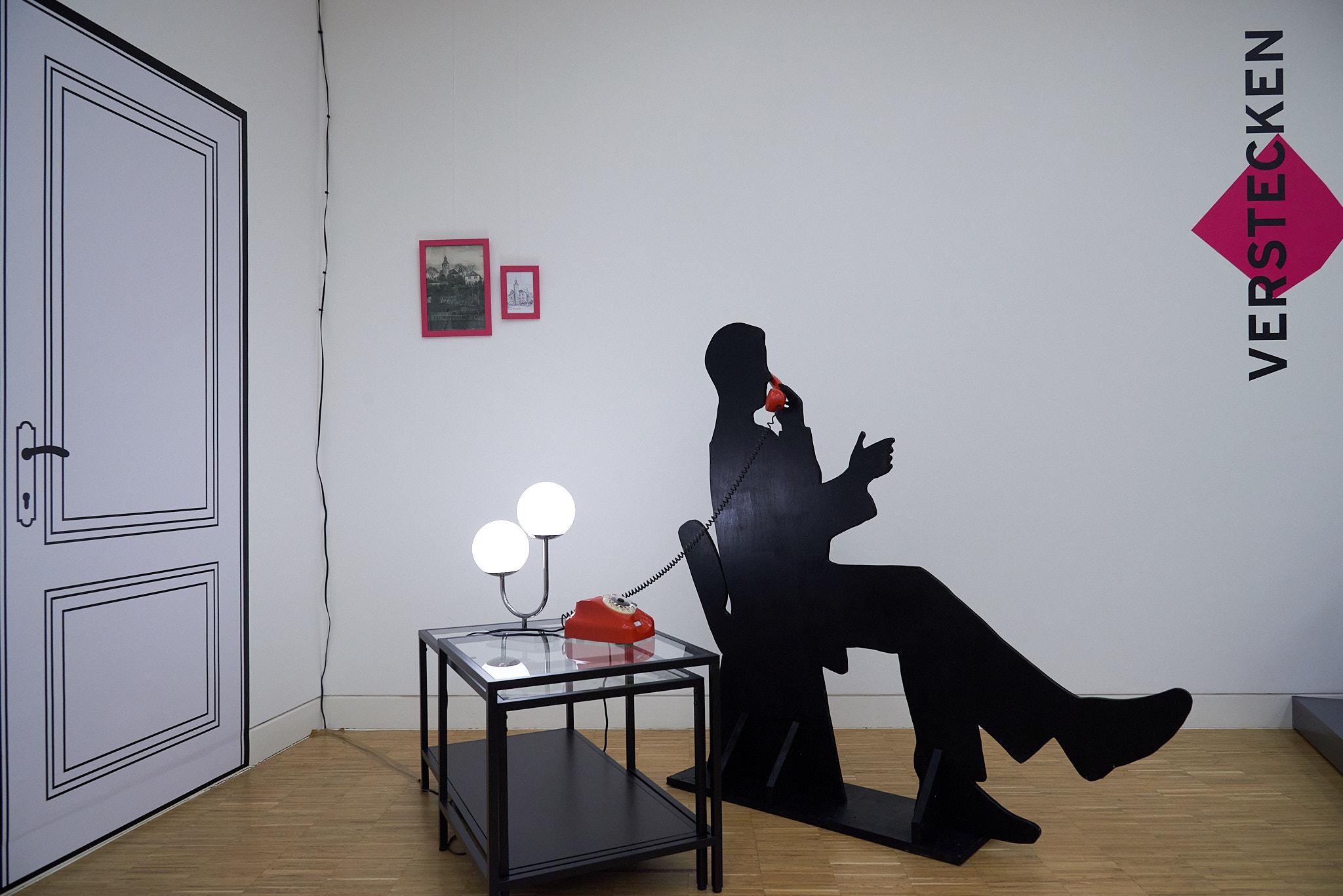 Szene in der Ausstellung ©Oliver Kolken
