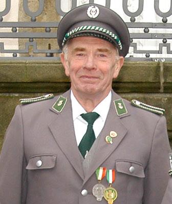 Ehrenmitglied Helmut Mühlenbein