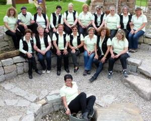 Mundharmonikagruppe der LandFrauen