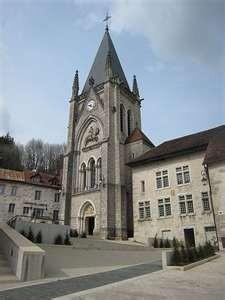 Place de l'Abbaye Montbenoit