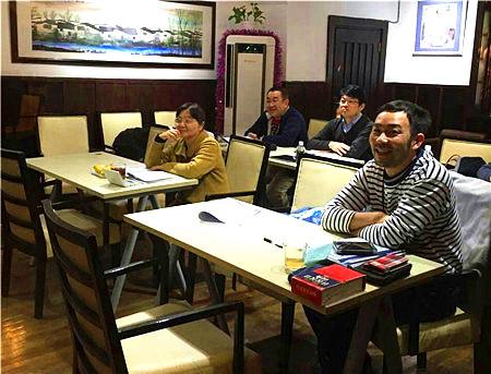 中国語会話クラス 中国短期留学