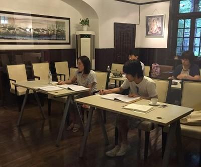 上海プチ留学 中国語会話中級クラス