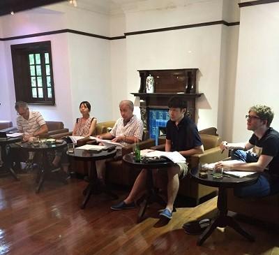 上海プチ留学 中国語会話上級クラス