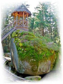 Luisenburg - Größtes Felsenlabyrinth Europas mit Naturbühne
