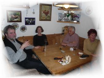 Gäste aus Dänemark